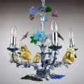 Civette - Murano glass chandelier