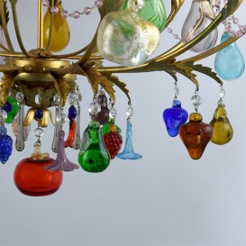 Arianna - Murano glass chandelier