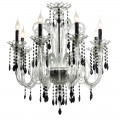 Gocce - Murano glass chandelier