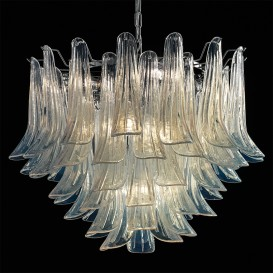 Owl - Murano glass chandelier