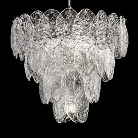 Clouds - Murano glass chandelier