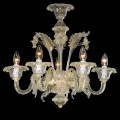 Guglie - Murano glass chandelier