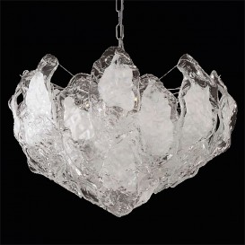Chiacchiere - Murano glass chandelier