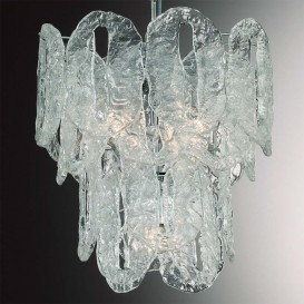 Baicoli - Murano glass chandelier