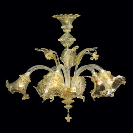 Secolo - Murano glass chandelier