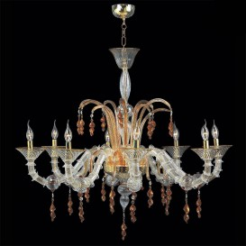 Galileo - Murano glass chandelier