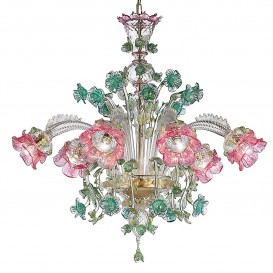 Elisa - Murano glass chandelier