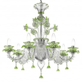 Romina - Murano glass chandelier
