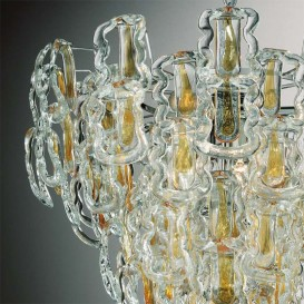 Ganci - Murano glass chandelier