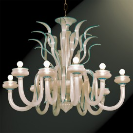 Angeli - Murano glass chandelier