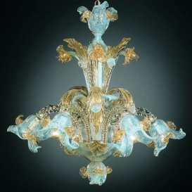 Mori - Murano glass chandelier