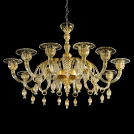 Artemide - Murano glass chandelier