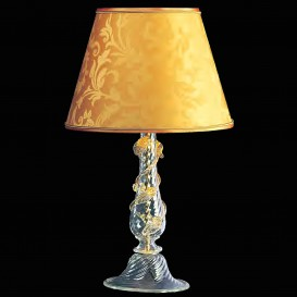 M491- Murano table lamp