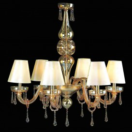 Giardini - Murano glass chandelier