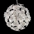 Lotus - Murano glass chandelier