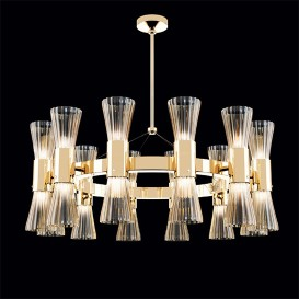 Secret - Murano glass chandelier