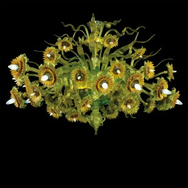 Elianto - Murano glass chandelier