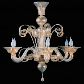 Tolomeo - Murano glass chandelier