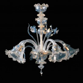 Ginevra - Murano glass chandelier