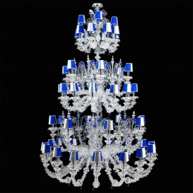 Sagredo - Murano glass chandeliers