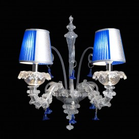 Sagredo - Murano glass wall sconce