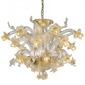 Michelangelo - Murano glass chandelier
