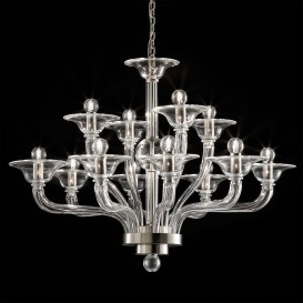 Keplero - Murano glass chandelier