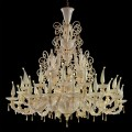 Fidia - Murano glass chandeliers