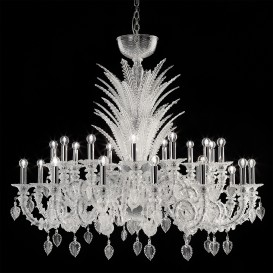 Linda - Murano glass chandelier