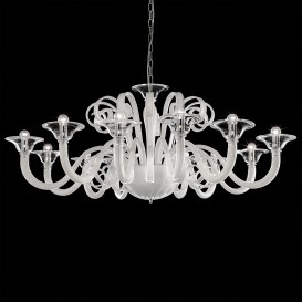 Serse - Murano glass chandelier