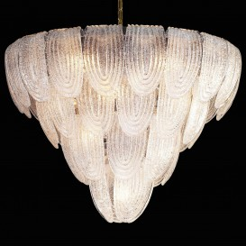 Carezza - Murano glass chandeliers