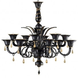 Sydney - Murano glass chandelier