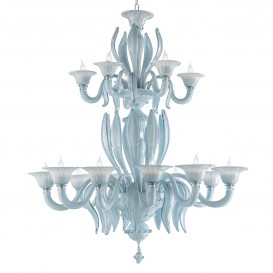 Colomba - Murano glass chandelier