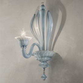Colomba - Murano glass wall sconce