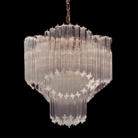Stelle - Murano glass chandeliers