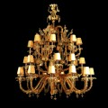 Segesta - Murano glass chandelier