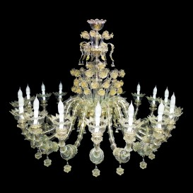 Demetrio - Murano glass chandelier