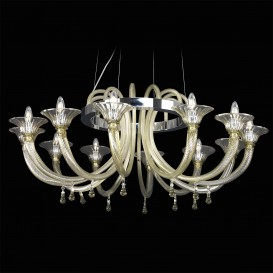 Andromeda - Murano glass chandelier