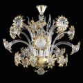 Alba - Murano glass chandelier