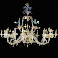 Zeus - Murano glass chandelier