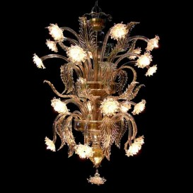 Towers - Murano chandelier 20 lights