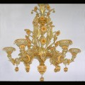 Labia - Murano glass chandelier