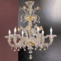 Tiziano - Murano glass chandelier