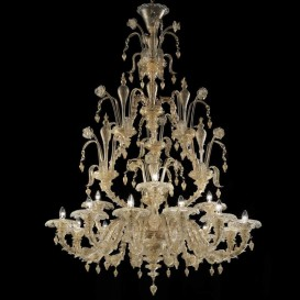 Singapore - Murano glass chandelier