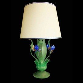 Murano Table lamp Iris