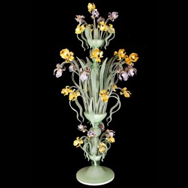 Murano Floor lamp Iris 31 lights