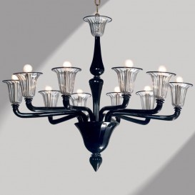 Palladio - Murano glass chandelier