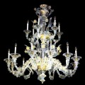 Balbi - Murano glass chandelier Old Rezzonico