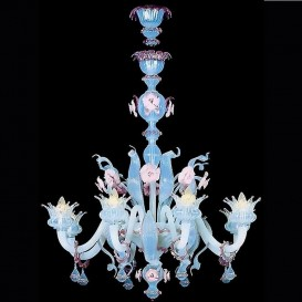 San Trovaso - Murano glass chandelier