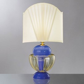 Lampe de table en verre de Murano 805